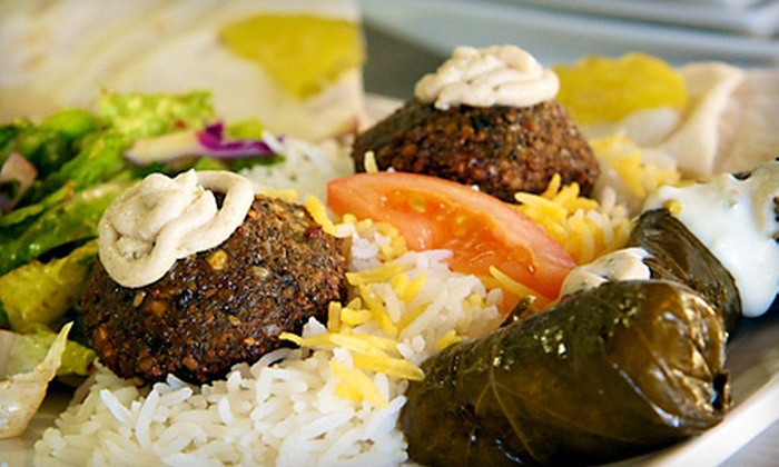 Shiraz Fine Persian Dining Experience - Greenwood Village: Persian Fare at Shiraz Fine Persian Dining Experience in Greenwood Village (Up to 53% Off). Two Options Available.
