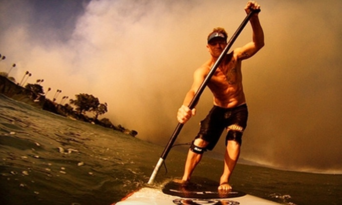 Blueline Paddle Surf - Inlet District: $39 for a Half-Day Paddleboard Rental for Two at Blueline Paddle Surf in Jupiter ($80 Value)