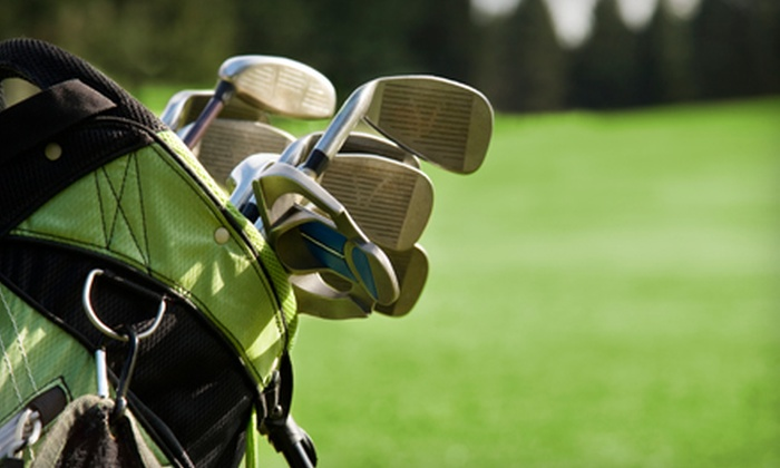 Southern Dunes Golf Course - Indianapolis: Golf Outing with Cart for Two or Four People at Southern Dunes Golf Course