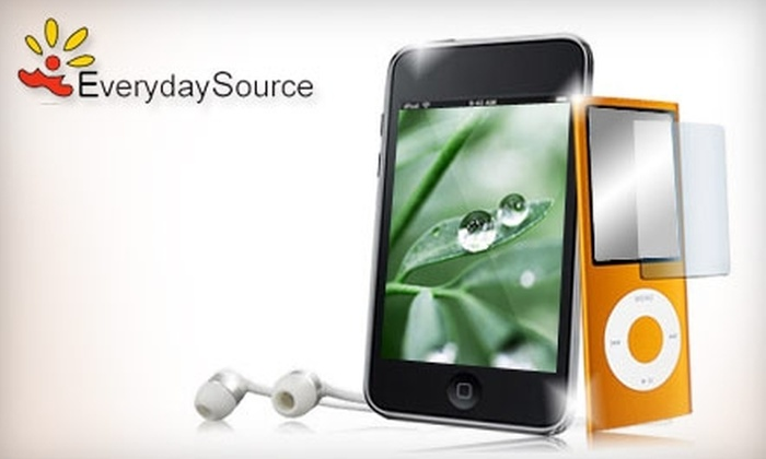 EverydaySource: $10 for $20 Worth of Electronics Accessories from EverydaySource.com