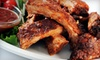 Up to 52% Off Barbecue at LT's Grill in Niskayuna