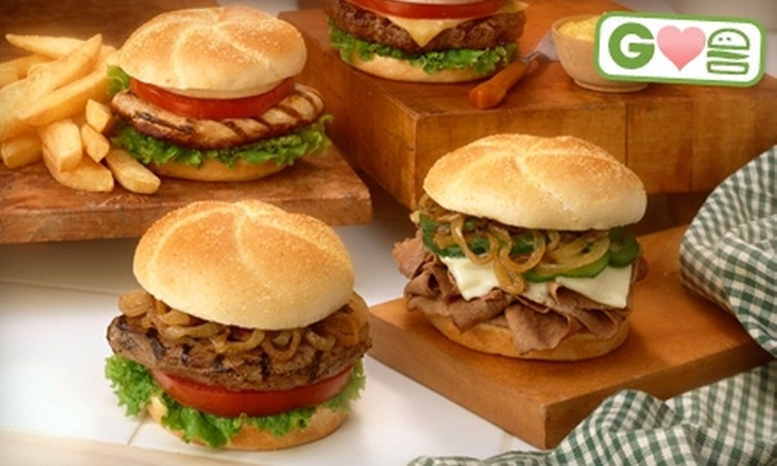 The Midtown Tavern - Harrisburg / Lancaster: $10 for $20 Worth of Gourmet Burgers at The Midtown Tavern