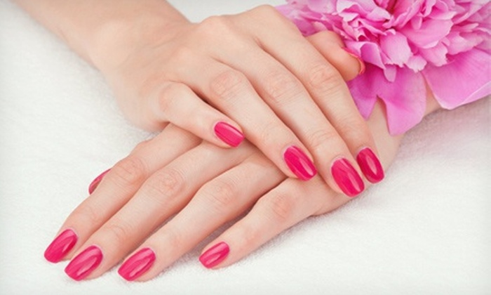 Kris Tall f/x Make Up & Nail Studio - Farmington Hills: One or Two CND Vinylux Manicures at Kris Tall f/x Make Up & Nail Studio (Up to 50% Off)