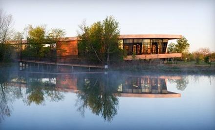 Trinity River Audubon Center - Trinity River Audubon Center in Dallas