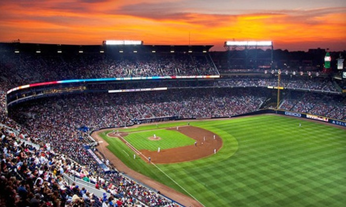 Atlanta Braves - Summerhill: Ticket to an Atlanta Braves Game. Two Seating Options and 10 Games Available.