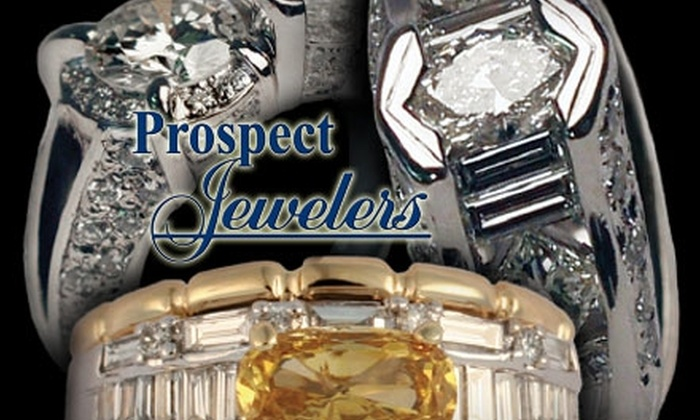 Prospect Jewelers - Prospect: $50 for $120 Worth of Jewelry at Prospect Jewelers