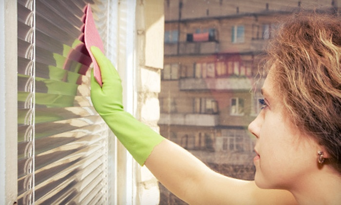 Merry Maids - Little Rock: Housecleaning for Four or Six Rooms from Merry Maids (Up to 56% Off)