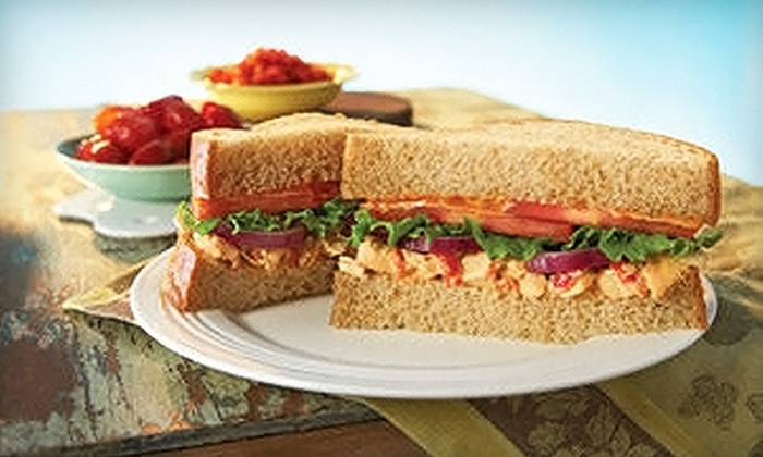 Atlanta Bread - Downtown: $7 for $15 Worth of Soups and Sandwiches or $20 for $40 Worth of Catering from Atlanta Bread