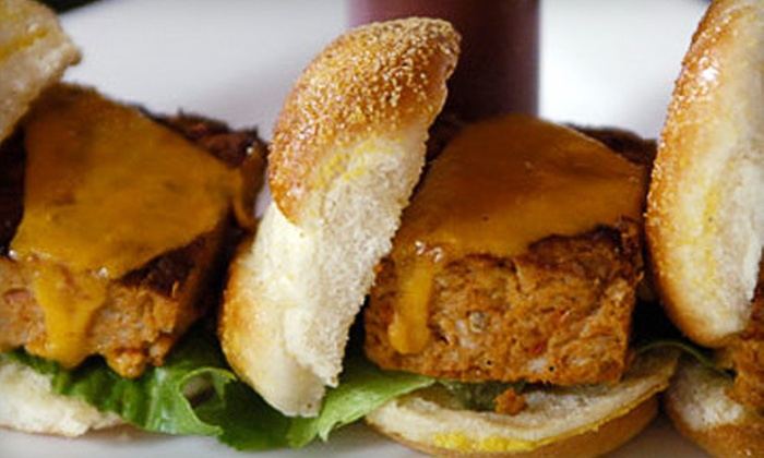Lasalle Power Co. - Near North Side: $17 for a Pub Meal with Burgers or Sandwiches, Sides, and Drinks for Two at Lasalle Power Co. ($39.50 Value)