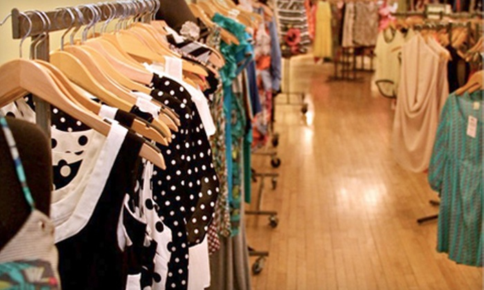 Luci Boutique - Juneau Town: $15 for $30 Worth of Private-Label Fashions at Luci Boutique