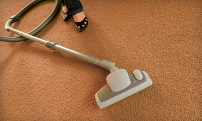MGF Carpet & Car Cleaning - Barrie: $69 for Home Carpet Cleaning from MGF Carpet & Car Cleaning ($150 Value)