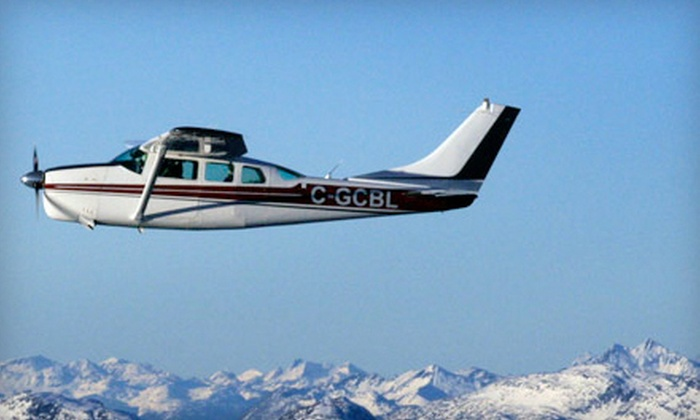 AC Airways - Murrayville: Discovery Flight, Coast Mountain Tour, or Custom Private Tour for Up to Three from AC Airways in Langley