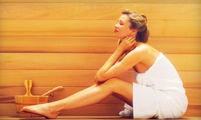 MedSpa at Seena One - Garden Acres Area: Two, Four, or Six Infrared Sauna Sessions at MedSpa at Seena One (Up to $270 Value).