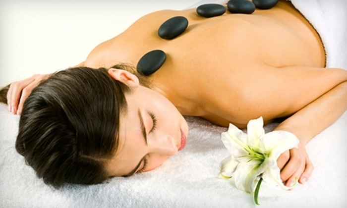 Harmony LMT - West Carrollton City: $45 for a One-Hour Deep-Tissue Massage with Hot Stones at Harmony LMT ($90 Value)