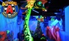 Arnold's Family Fun Center - Upper Providence: $7 for Two Games of Black-Light Minigolf and 500 Play-Pass Points at Arnold's Family Fun Center in Oaks ($15 Value)