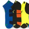 Puma Men's Striped Low-Cut Socks (6-Pair Pack)