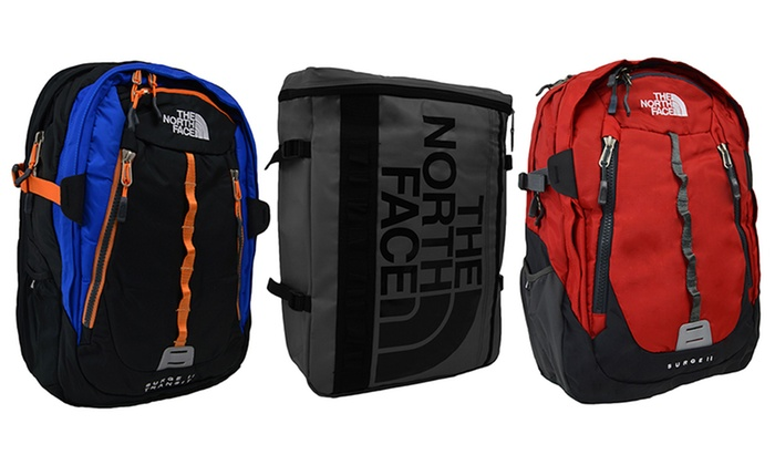 North Face Backpacks. Multiple Styles Available.