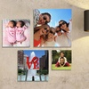 Up to 83% Off a Metal-Printed Photo