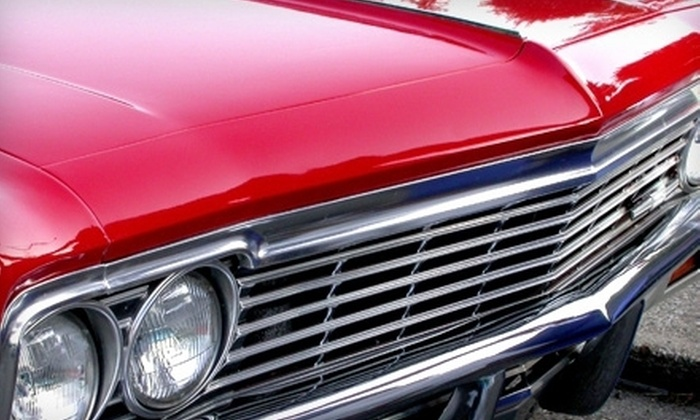 Brentwood Auto Spa - Brentwood: $9 for a Super Car Wash at Brentwood Auto Spa ($17.99 Value)