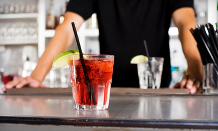 Ace Bartending Academy - Las Vegas: $99 for a Bartending Certification Course at Ace Bartending Academy (Up to $399 Value)
