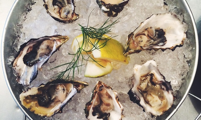 Jack's Oyster Bar & Fish House - Produce and Waterfront: Zagat-Rated Seafood at Jack's Oyster Bar & Fish House (Up to 42% Off). Three Options Available.