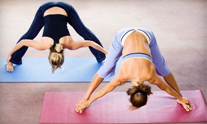 Yoga Patch - Waldo: 30 Days of Unlimited Yoga Classes or 10 Classes at Yoga Patch (Up to 67% Off)