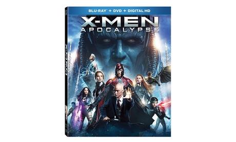 X-Men: Apocalypse Blu-ray or DVD a30ec8ee-a2b6-11e6-8b2f-00259060b5da