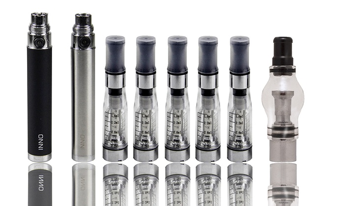 Vapory Shop - Telegraph Hill: $74 for a Electronic Cigarette Kit from Vapory Shop ($150 Value)