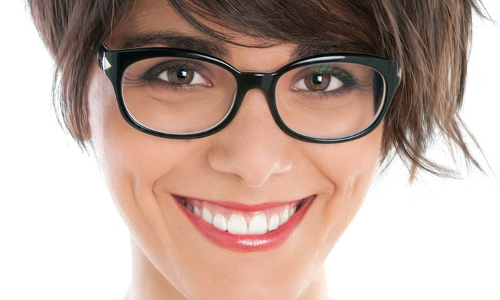 Eye Contact Vision Center - North Bergen: $50 for $200 Toward Complete Pair of Prescription Glasses or Sunglasses at Eye Contact Vision Center