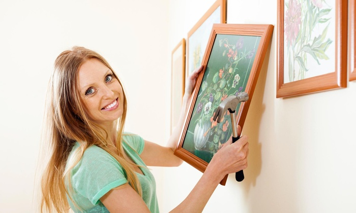 TR Framing - Multiple Locations: $20 for $100 Worth of Framing — Alexandria Art and Framing