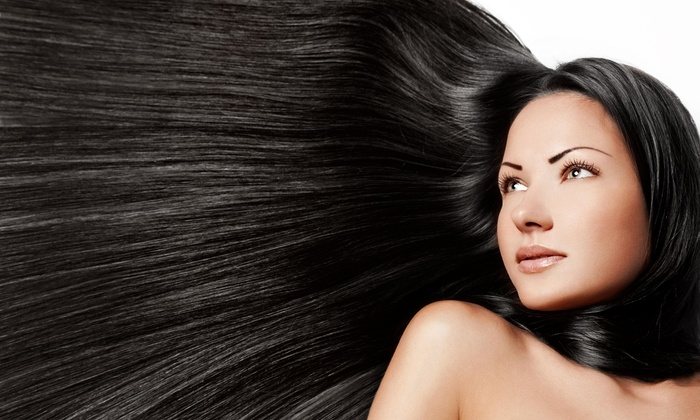 Salon Ivey - Pinckney: Haircut with Shampoo and Style from Salon Ivey (60% Off)