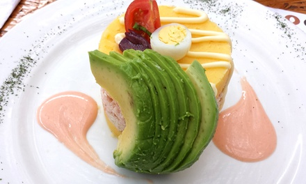 $17 for $30 Worth of Peruvian Dinner for Two or More People at INKANTO Authentic Peruvian Cuisine