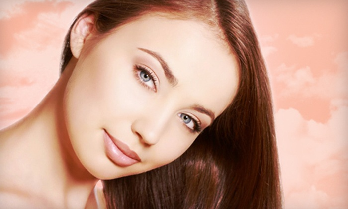 Sharp Styles Salon - St. Charles Community College: Keratin Complex Hair-Smoothing Treatment with Optional Haircut at Sharp Styles Salon in St. Peters (Up to 67% Off)