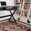 Geena Three-Drawer Wooden Writing Desk