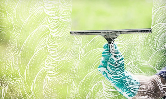 Pacific Window Cleaning - Hawthorne: Interior and Exterior Cleaning of 15, 25, or 35 Windows from Pacific Window Cleaning (Up to 82% Off)