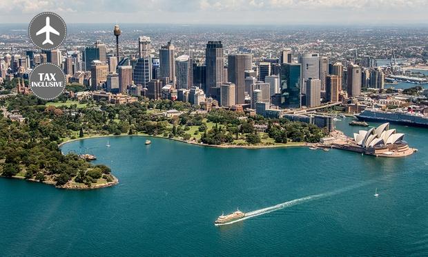 Sydney: SIA Return Flights 0
