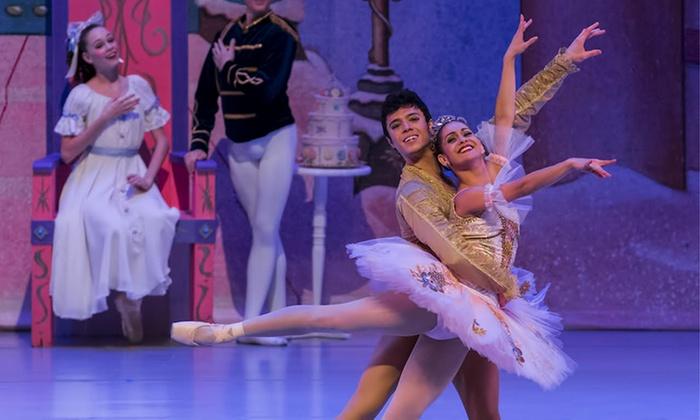 "Collin County Ballet - Heritage High School Auditorium: Collin County Ballet Presents ""The Nutcracker"" on Saturday, December 19, at 7 p.m."