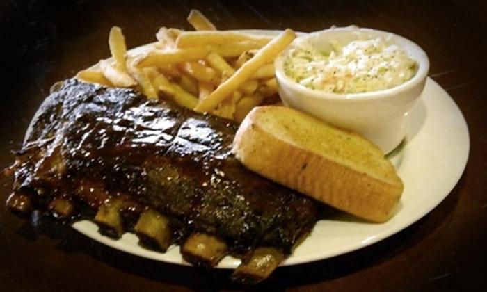 Steve's Restaurant & Bar - Nashville: $15 for $30 Worth of American Fare and Drinks at Steve's Restaurant & Bar