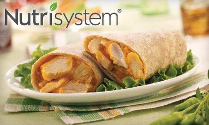 Nutrisystem - Westlake: $139 for 28-Day Food-Delivery Program from Nutrisystem ($259.99 Value)
