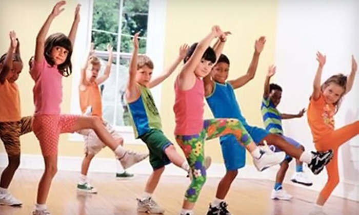 Fit Family Fitness - Midland: $59 for a One-Week Summer Camp at Fit Family Fitness ($129 Value). Eight Sessions Available.