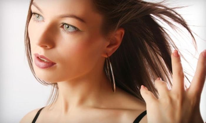 True Colors Concept Salon & Spa - Billings: $14 for a Shampoo, Haircut, and Style at True Colors Concept Salon & Spa
