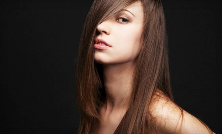 Three Wash and Blow-Dry Stylings Using Moroccanoil Products (a $90 value) - Beauty SQ in Staten Island