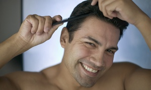 David Rozman Hair Salon: Six-Month Laser Hair Therapy Course for £149 at David Rozman Hair Salon