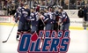 Tulsa Oilers Hockey - Downtown Tulsa: $16 for One Premier-Seating Ticket to a Tulsa Oilers Hockey Game ($32 Value). Choose from Nine Dates.
