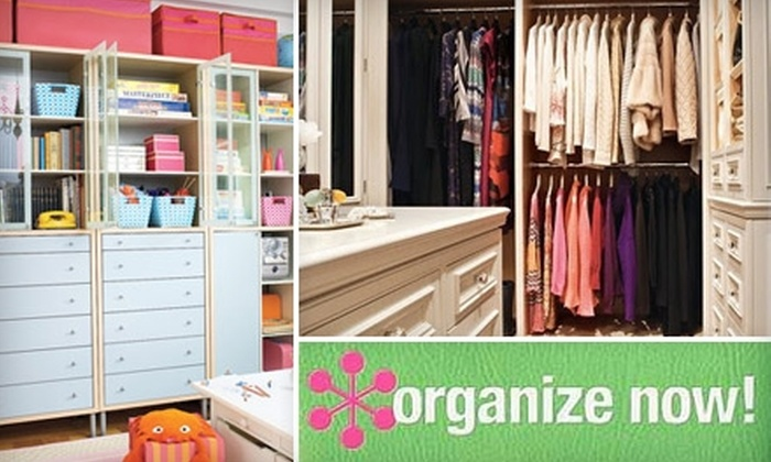 Organize This Life! - Attica: $60 for Three Hours of Professional Organizing Services from Organize This Life! ($120 Value)