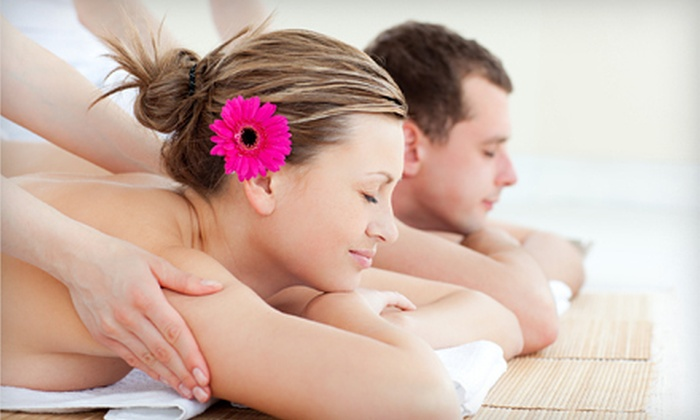 Panaché Day Spa - Augusta - New Augusta: $79 for a Couples Spa Package with Massage, Hydrotherapy, and Hors d'Oeuvres at Panaché Day Spa (Up to $175 Value)