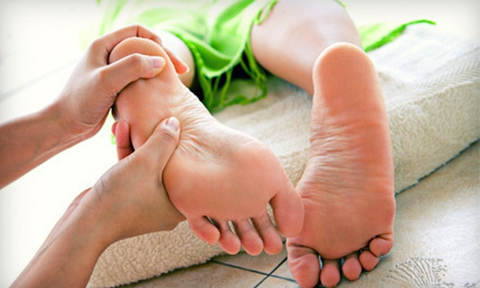 Imperial Foot Care - Old Westport: One Foot-Reflexology Session ($15 Value)