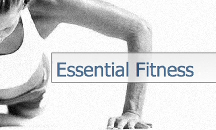 Essential Fitness - Chesterfield: $35 for Eight Drop-In Boot-Camp Classes at Essential Fitness ($160 Value)