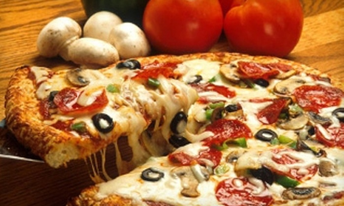 Rock Creek Pizza Co. - Riverton: $10 for $20 Worth of Pizza and Drinks at Rock Creek Pizza Co. in Riverton