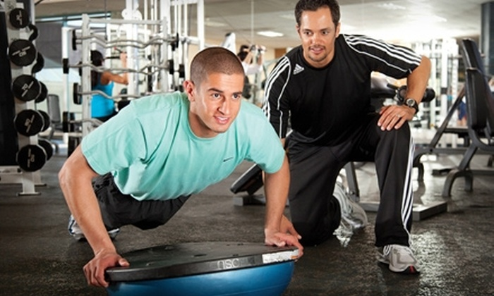 ClubSport Green Valley - Green Valley North: $24 for a One-Month Unlimited Fitness Membership at ClubSport Green Valley in Henderson (Up to $280 Value)